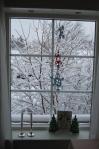 Elsker udsigten til sne